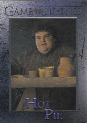 2018 Season 7 Game Of Thrones Hot Pie Trading Card #70