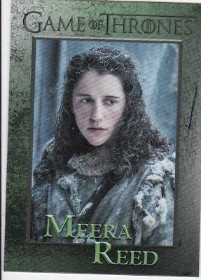 2018 Season 7 Game Of Thrones Meera Reed Trading Card #57