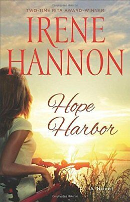 Complete Set Series - Lot of 4 Hope Harbor Books by Irene Hannon Sandpiper Cove