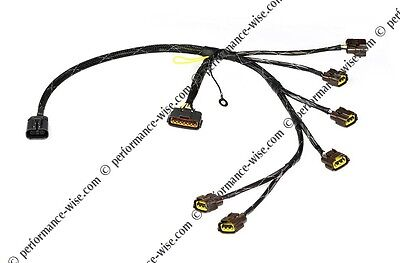 Wiring Specialties Pro Coil Pack Harness Loom - R32 Gtst Gts Skyline Rb20Det New