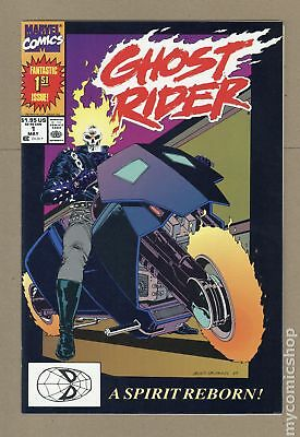 Ghost Rider (2nd Series) #1 1990 VF+ 8.5