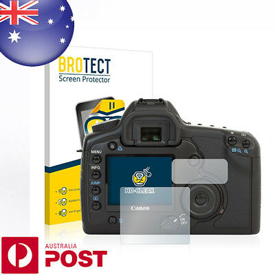 2x BROTECT® HD-Clear Screen Protector for Canon EOS 5D - P055A