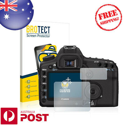 2x BROTECT® Matte Screen Protector for Canon EOS 5D Mark II - P054AF
