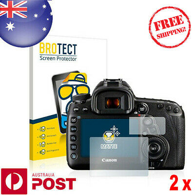 2x BROTECT® Matte Screen Protector for Canon EOS 5D Mark IV - P011CF