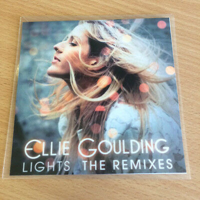 Ellie Goulding - Lights (The Remixes) - Polydor Records 9 Remix Cd Promo New