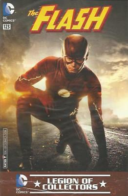 The Flash DC Comics Variant #123 Legion of Collectors - Back Issue (S)