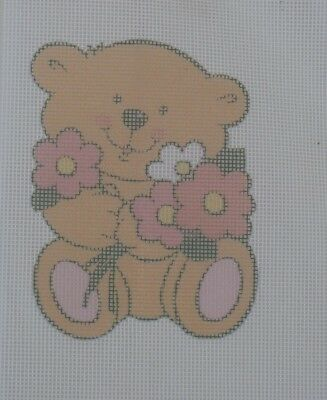 Small Teddy Tapestry Canvas
