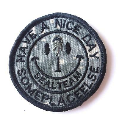 NAVY SEALS SEAL Team 2 Two Embroidered Patch - $14 24 | PicClick