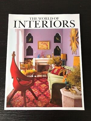 The World of Interiors - July 2015