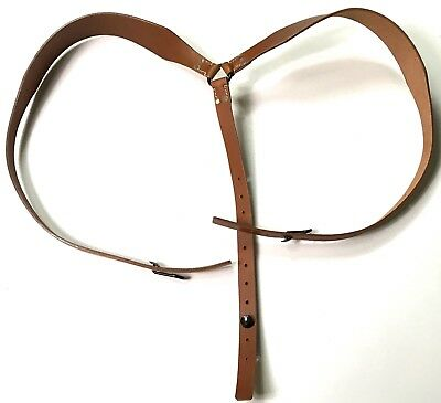 Wwi French M1887/15 Combat Field Equipment Y-Straps