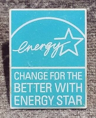 LMH PINBACK Pin  ENERGY STAR Program  CHANGE FOR THE BETTER Home Depot Products