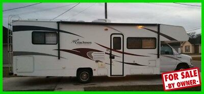 2010 Coachmen Freelander 31SS 31' Class C Motorhome Ford V10 Gas LOUISIANA
