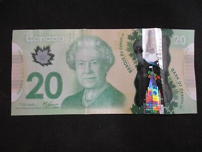 Canadian Currency $20 Bill