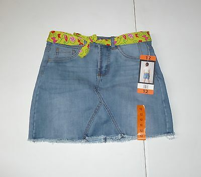 New Girls Tractr Bermuda Shorts Size 12 Tractr Skirt
