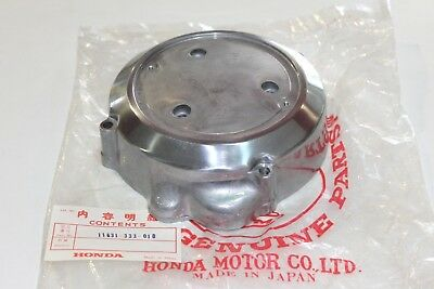 Honda Cover Sump Flywheel L For Cb350 Four