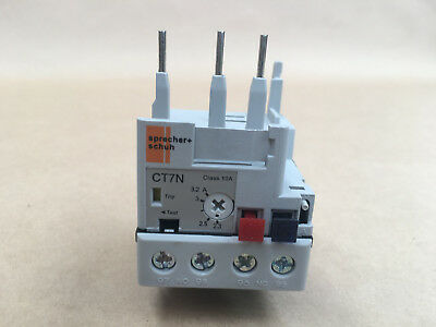 Sprecher + Schuh CT7N-23-B32 Thermal Overload Relay