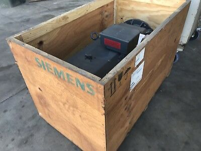 Siemens Servo Motor 1PH6 206 4NE 46 0AA4 New In Box large