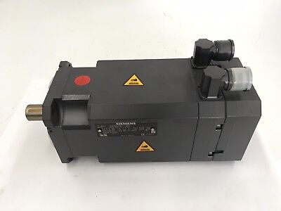 Siemens Three Phase Servo Motor 1P 1Ft6062-6Ac71-3Ea2