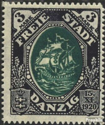 Gdansk 60 Favor devaluation with puncture, perforation possibly. errors fine use