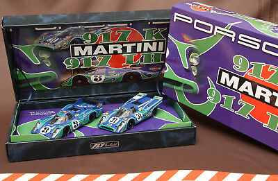 "Fly PORSCHE 917K + 917LH ""Team Psychedelic""++GB96074++Ltd.Box Slot 1:32 Neu/OVP"
