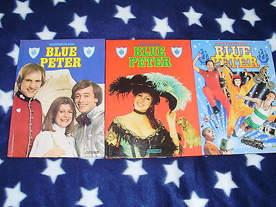 Blue Peter Books 17Th/18Th And 22Nd Fine To Very Fine Condition