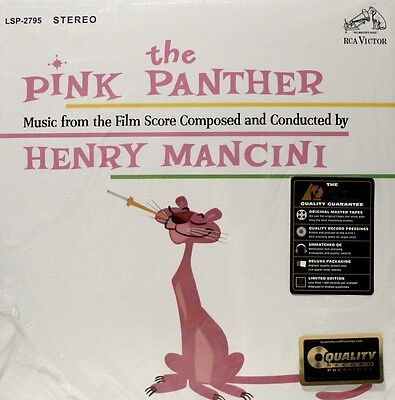 The Pink Panther  Analogue Productions  App2795-45  2Lp Mancini Uvp € 74