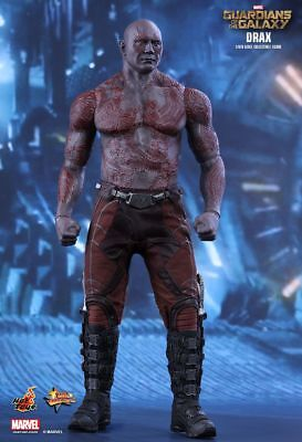 GUARDIANS OF THE GALAXY - Drax 1/6th Scale Action Figure MMS355 (Hot Toys) #NEW