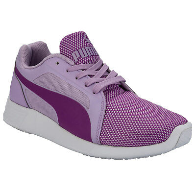 WOMENS PUMA ST Trainer Evo Tech Trainers In Purple From Get The Label - EUR  19 6d99104d04