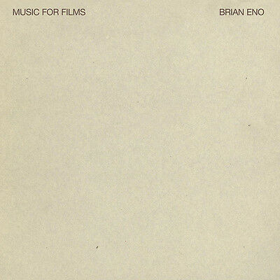 Brian Eno: Music For Films Remastered Cd New