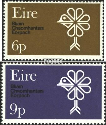 Ireland 237-238 (complete issue) unmounted mint / never hinged 1970 Conservation