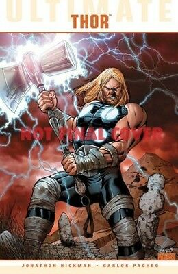 New, Ultimate Comics: Thor, Carlos Pacheco Jonathan  Hickman, Book