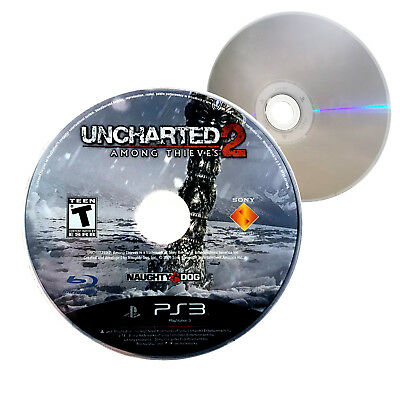 (Nearly New) Uncharted 2 Among Thieves Sony PS3 Video Game - XclusiveDealz