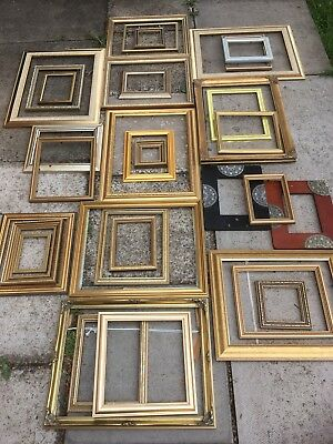 JOB LOT ORNATE Shabby Chic Vintage Picture Photo Frames Frame ...