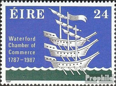 Ireland 619 (complete issue) unmounted mint / never hinged 1987 200 years Commer