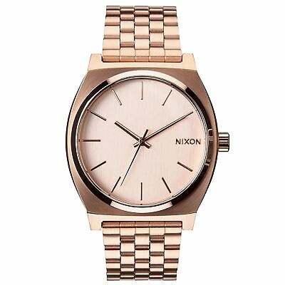 Nixon Time Teller Homme Montre - All Rose Gold Colour Une Taille
