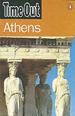 Athens by Time Out (Paperback, 2004)