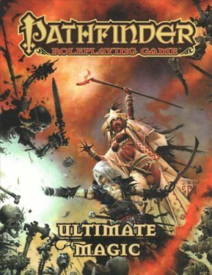 Pathfinder Roleplaying Game: Ultimate Magic Pocket Edition 9781640780316