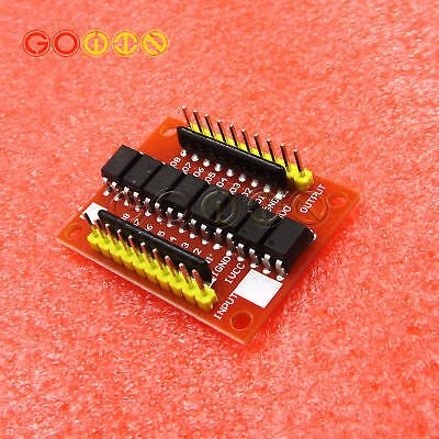 8-Channel Optocoupler Isolation Module High Level Trigger Device 12V for PCB