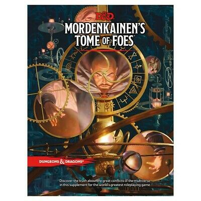 Dungeons & Dragons Mordenkainen's Tome Of Foes WOC C45940000