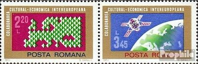 Romania 3189-3190 Couple (complete issue) unmounted mint / never hinged 1974 INT