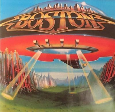 BOSTON Don't Look Back (Gold Series) CD BRAND NEW
