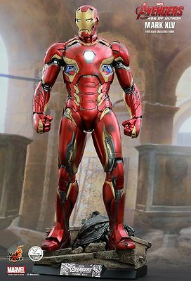 AVENGERS 2 - Iron Man Mark XLV 1/4th Scale Action Figure QS006 (Hot Toys) #NEW