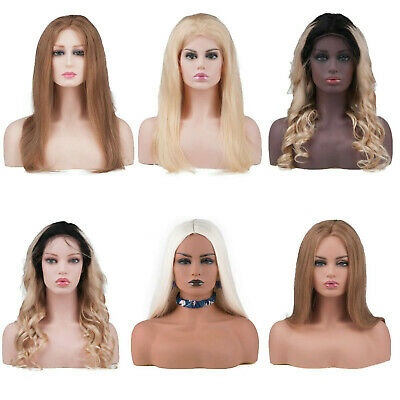 Luxury Mannequin Head Display Stand Dummy Shop Window Display Male Female New UK
