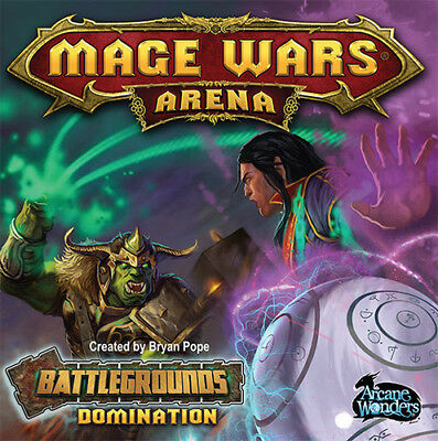 Domination - Mage Wars Arena Board Game Expansion