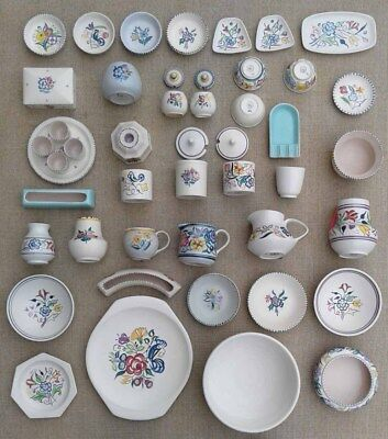 Poole Pottery - Selection Of Table Ware & Other Items