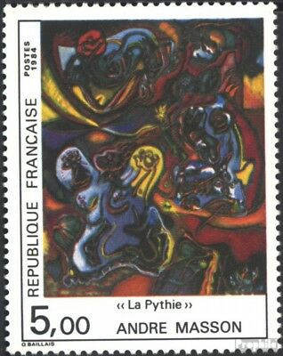 France 2469 (complete issue) used 1984 Art