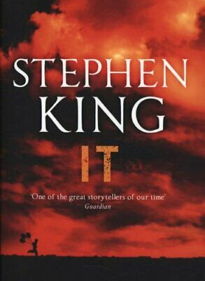 It by Stephen King 9781444707861 (Paperback, 2011)