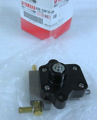 B1A New Genuine Yamaha Outboard Part # 6G8-24410-05-00 Fuel Pump Assembly OEM