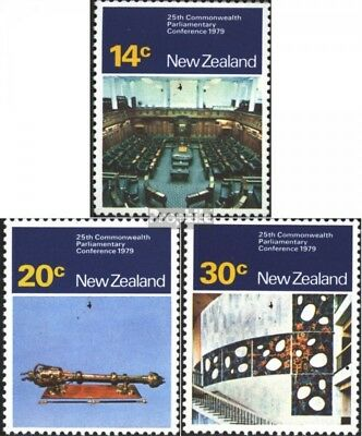 New Zealand 782-784 (complete issue) unmounted mint / never hinged 1979 wellingt