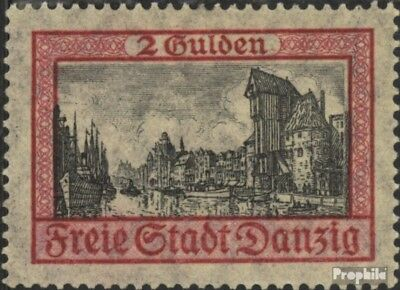 Gdansk 213 used 1924 Postage stamp